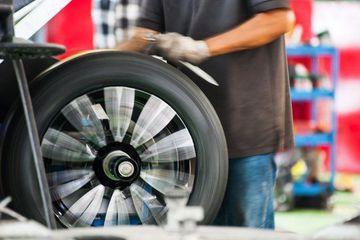 Vì sao phải cân bằng động bánh xe?