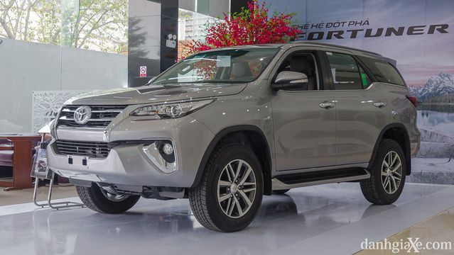 Đánh giá sơ bộ Toyota Fortuner 2019