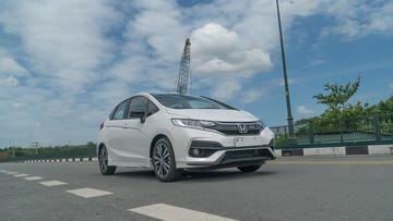 Đánh giá chi tiết xe Honda Jazz 2018