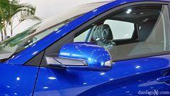Gương chiếu hậu Hyundai Kona gập, chỉnh điện tích hợp đèn báo rẽ