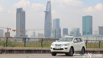 Đánh giá sơ bộ xe Nissan Terra 2019