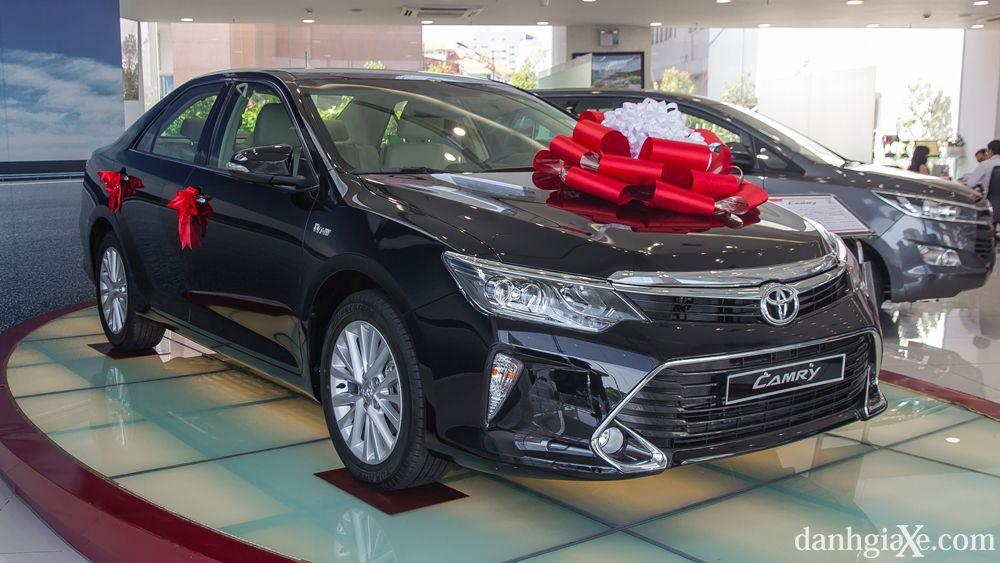 Đánh giá sơ bộ xe Toyota Camry 2018