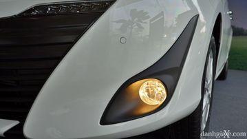 Đèn gầm nguyên bản trên Toyota Vios 2019
