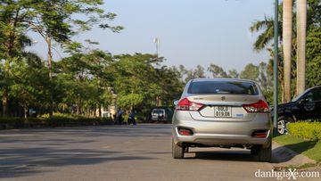 So sánh nên mua Suzuki Ciaz hay Nissan Sunny trên thị trường Việt? 12