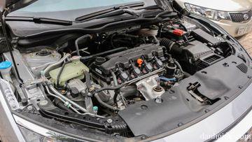 Động cơ xăng 1.5L trên Honda City