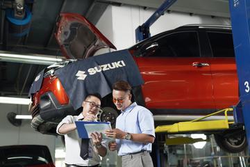 Suzuki chú trọng cải thiện dịch vụ hậu mãi đáng kể, mang đến nhiều lợi ích thiết thực cho khách hàng