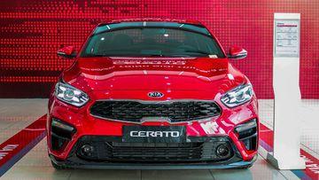 Danh gia chi tiet xe Kia Cerato 2020