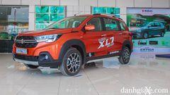 Thiết kế tổng thể trung tính trên Suzuki XL7