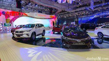 Các mẫu xe mới liên tục xuất hiện trước năm 2018
