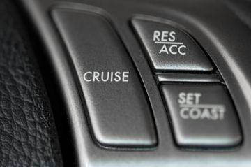 Hệ thống điều khiển hành trình Cruise Control