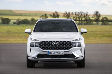 2021 hyundai santa fe 14 2 094953 Đánh giá sơ bộ xe Hyundai Santa Fe 2021