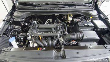 Khoang động cơ Hyundai Accent 2018