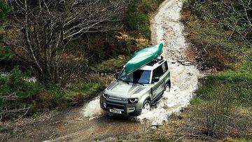 Danh gia so bo xe Land Rover Defender 2020