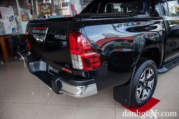 Danh gia so bo Toyota Hilux 2018 - 2019