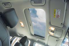 Cửa sổ trời trên Hyundai Kona 2021