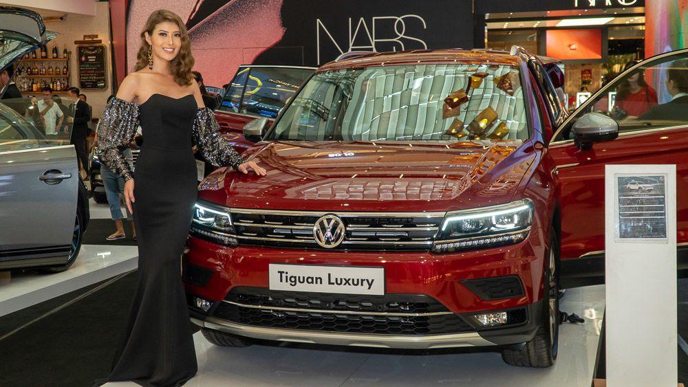 Volkswagen Giới Thiệu Tiguan Allspace Luxury 2020 Gia 1 85 Tỷ đồng Tại T P Hồ Chi Minh