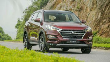 Hyundai Tucson là mẫu C-SUV cung cấp nhiều tùy chọn động cơ nhất trong phân khúc