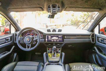 Danh gia chi tiet Porsche Cayenne Coupe 2020