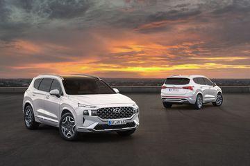2021 hyundai santa fe 15 2 095814 Đánh giá sơ bộ xe Hyundai Santa Fe 2021