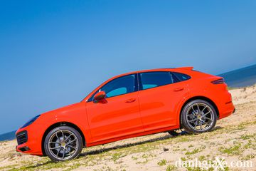 danhgiaxe.com porsche cayenne coupe 2020 gia 5 06 ty viet nam 10 155534