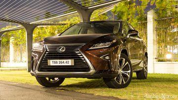 Lexus là thương hiệu xe sang được nhập khẩu không chính hãng rất nhiệu tại Việt Nam