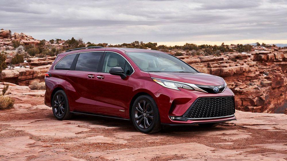 Đánh giá sơ bộ xe Toyota Sienna 2020
