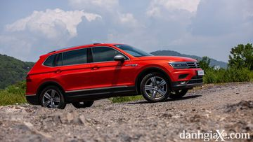 Danh gia so bo Volkswagen Tiguan Allspace Luxury 2020
