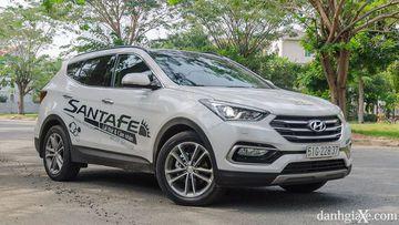 Hyundai SantaFe lắp ráp tại Việt Nam