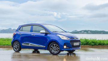 Đánh giá chi tiết xe Hyundai Grand i10 2018