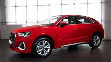 Đánh giá sơ bộ xe Audi Q3 Sportback 2021