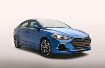 Hyundai Elantra Sport 2017 ban dành cho thị trường Hàn Quốc