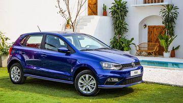 Đánh giá sơ bộ xe Volkswagen Polo 2020
