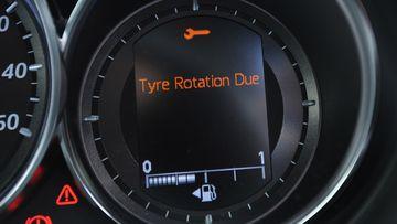 Cảnh báo đảo lốp theo định kỳ