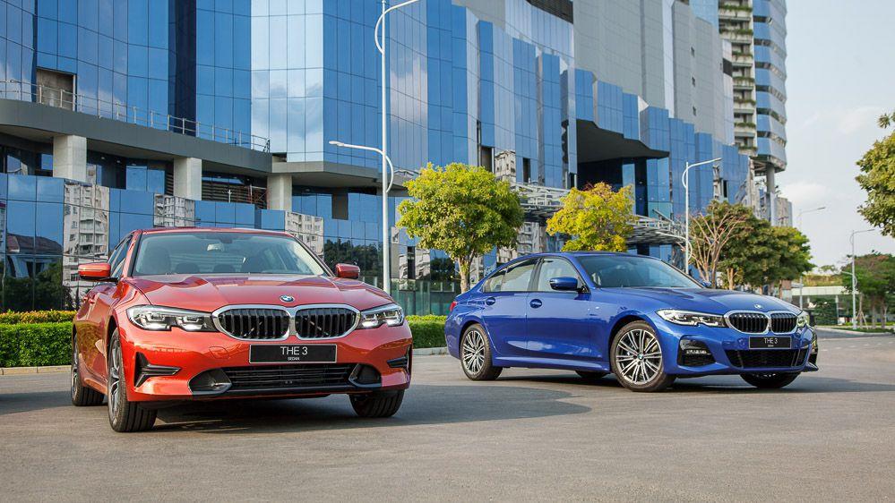 Đánh giá sơ bộ xe BMW 320i Sport Line Plus 2020
