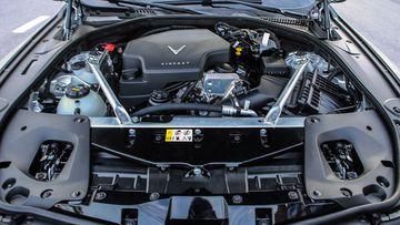 VinFast LUX SA2.0 và LUX A2.0 đều sử dụng chung động cơ xăng tăng áp 2.0L từ nền tảng của BMW N20.