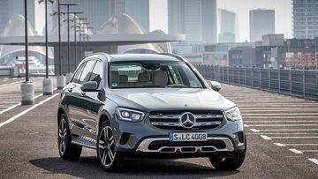 Đánh giá sơ bộ xe Mercedes GLC 2020