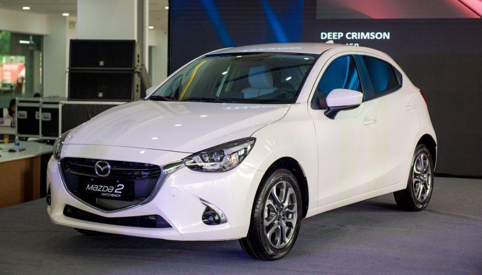 Đánh giá sơ bộ xe Mazda 2 hatchback 2019