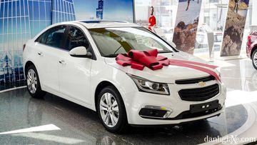 So sánh Chevrolet Cruze và Kia Cerato 2017