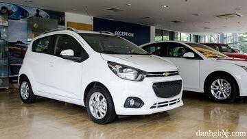 Với mức giảm mới, Chevrolet Spark hiện đang là mẫu xe có giá bán rẻ nhất