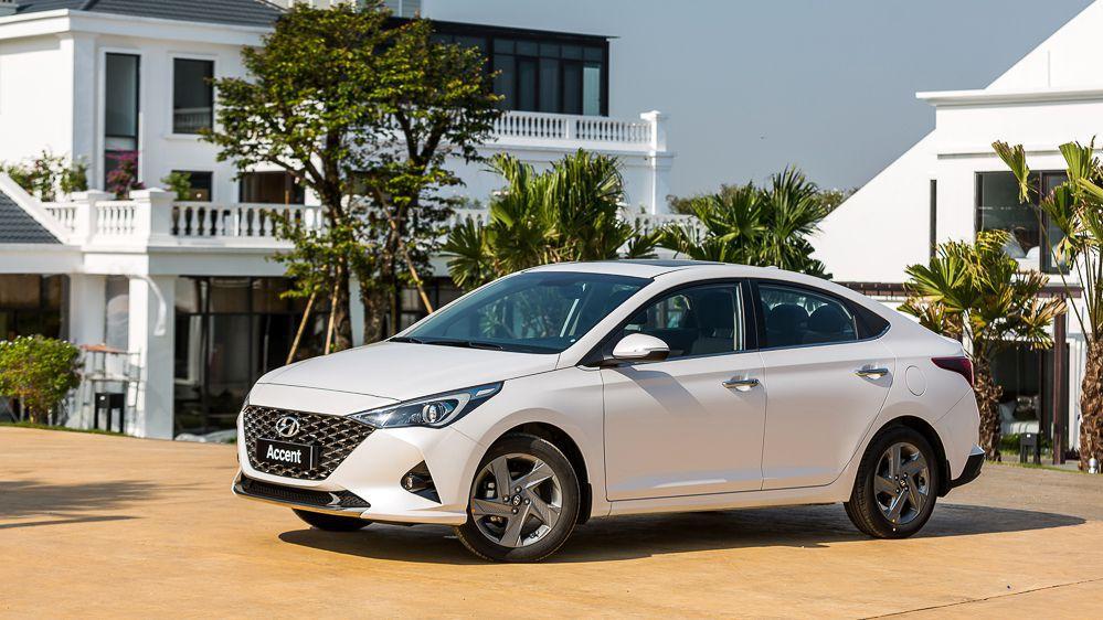 Đánh giá sơ bộ xe Hyundai Accent 2021