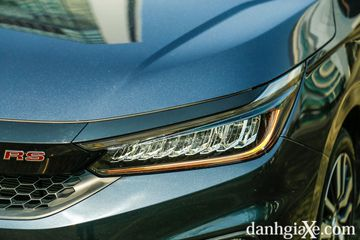 Danh gia chi tiet xe Honda City 2021