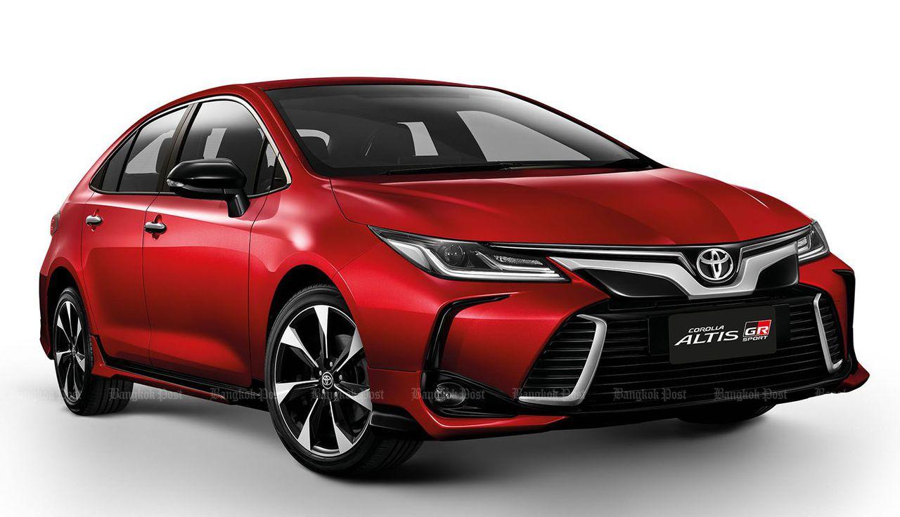 Ra mắt Toyota Corolla Altis hoàn toàn mới, chuẩn bị về Việt Nam