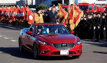 Mazda6 2017 có thêm phiên bản mui trần