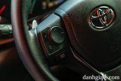 Điều khiển âm thanh, đàm thoại rảnh tay trên Toyota Vios GR-S