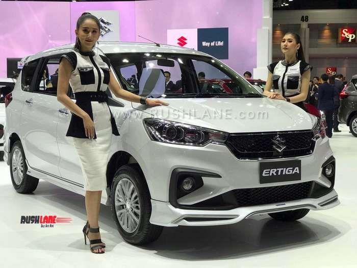 Xem Trước Suzuki Ertiga 2019 Sắp Về Việt Nam