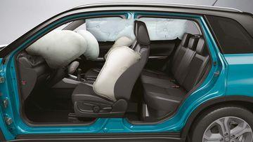 Suzuki Vitara đạt chuẩn an toàn về 5 sao từ Euro NCAP