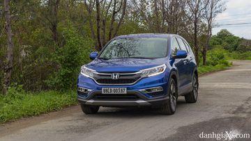 Honda CR-V trở thành tâm điểm của thị trường với đợt giảm giá