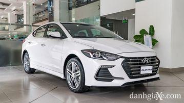 Đánh giá sơ bộ Hyundai Elantra Sport 2018