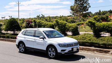 Đánh giá chi tiết Volkswagen Tiguan Allspace 2019 qua hành trình 800 km