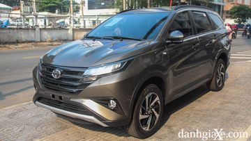 Đánh giá sơ bộ Toyota Rush 2019